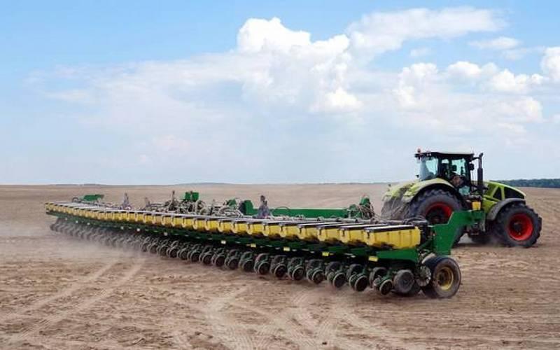 В Брянской области завершаются весенне-полевые работы