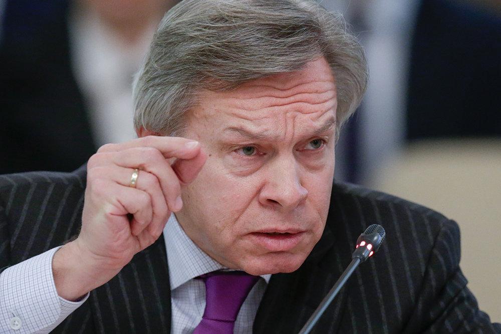 Алексей Пушков: Под давлением США Европа теряет душу