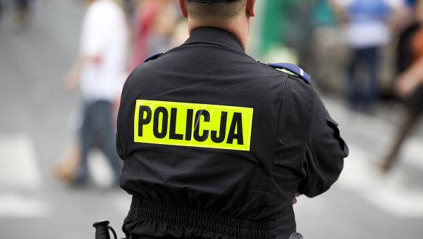 Взрыв у отделения полиции в Варшаве пытались организовать анархисты