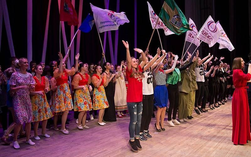 Брянский фестиваль «Студент ивесна» собрал более 200 участников