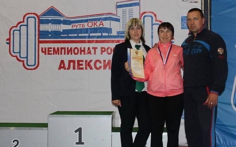 Брянская спортсменка стала призером паралимпийского чемпионата России попауэрлифтингу