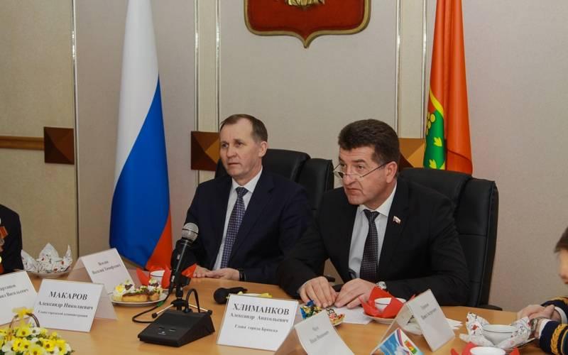 Глава Брянска Александр Хлиманков опустился натри позиции вмедиарейтинге