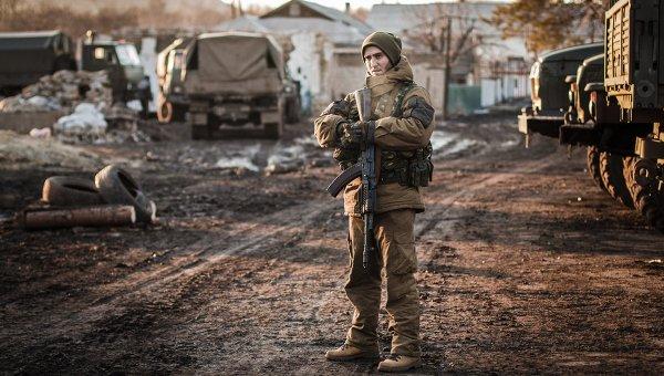 В ЛНР заявили, что силовики пытаются занять нейтральную зону у Дебальцево