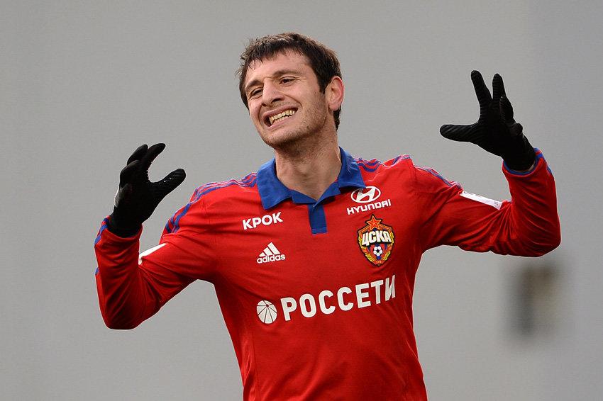 Алан Дзагоев успешно перенес операцию