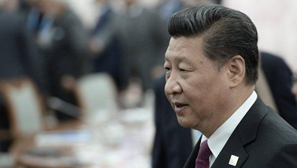 Председатель КНР осмотрел китайскую часть острова Большой Уссурийский