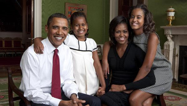 СМИ: покинув пост, Обама переедет в дом бывшего пресс-секретаря Клинтона