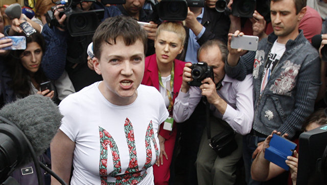 Савченко заявила, что будет работать над возвращением