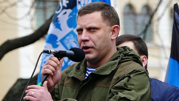 ДНР: обострение ситуации и увеличение обстрелов выгодно Киеву и США