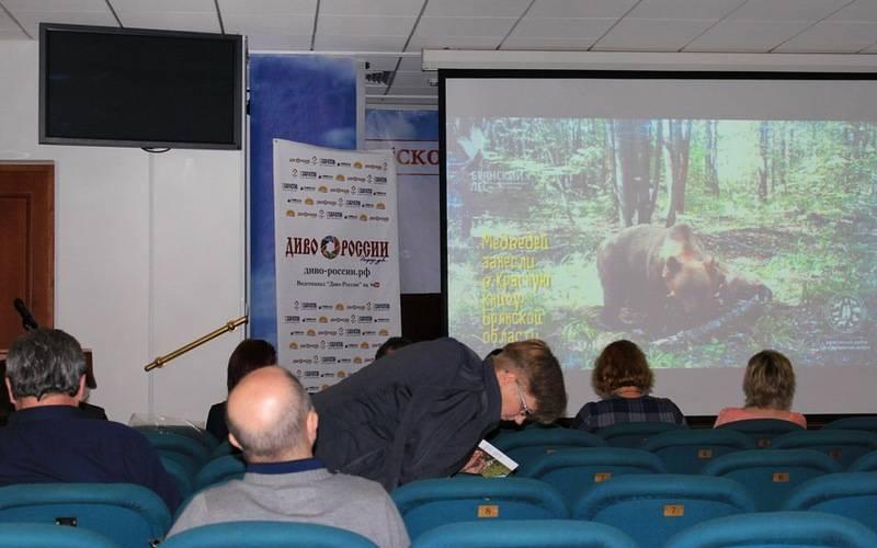 Фильм обрянских медведях отметили навсероссийском конкурсе «Диво России»
