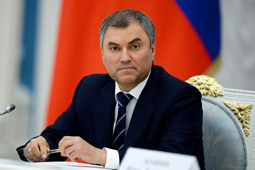 Володин: Праймериз откроют двери в политику для новых лидеров