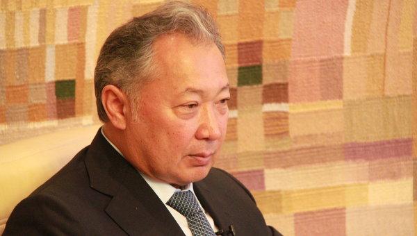 В прокуратуре Белоруссии заявили, что не выдадут Бакиева Киргизии