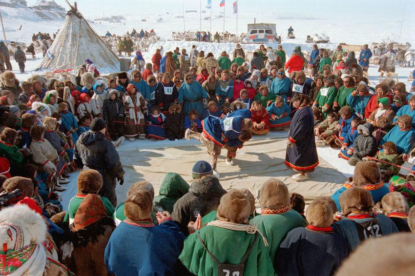 Аборигенов Ямала защитят от иностранных проповедников