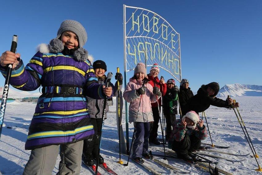 Почему жизнь в чукотском селе кипит вокруг местной школы