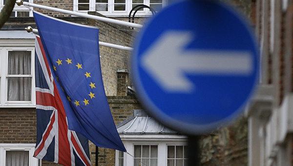 Представители ЕС обсудили действия на случай выхода Британии из союза