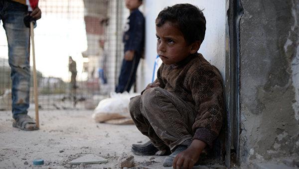 Около 800 тысяч жителей труднодоступных районов Сирии получили гумпомощь