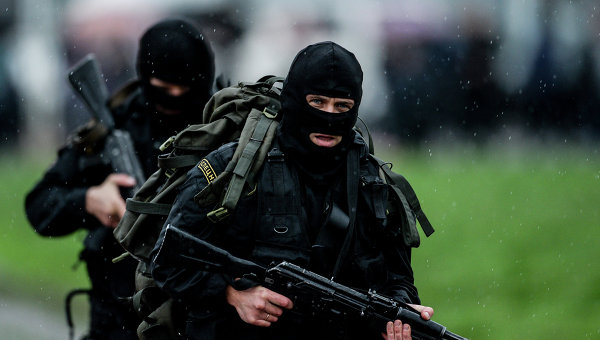 В Ингушетии в доме, где скрывались боевики, обнаружено взрывное устройство