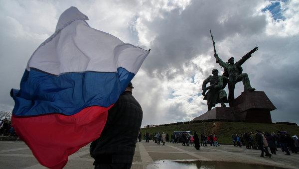 Экс-депутат Латвии считает логичным шагом воссоединение Крыма с Россией