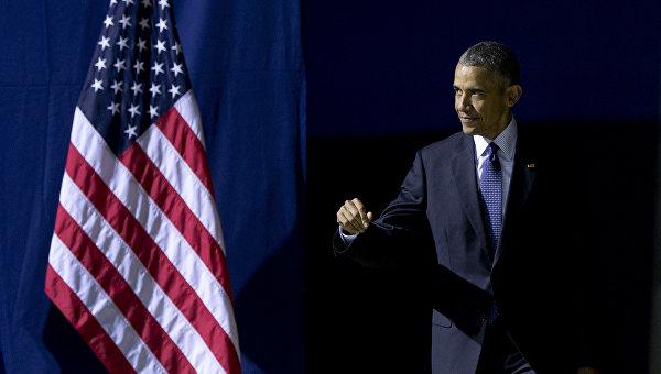 Обама направил в конгресс США доклад по сдерживанию противников в космосе