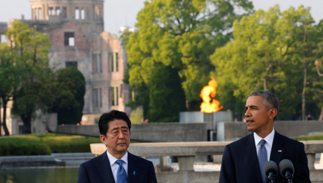 Премьер Японии: наша ответственность - не допустить повторения Хиросимы