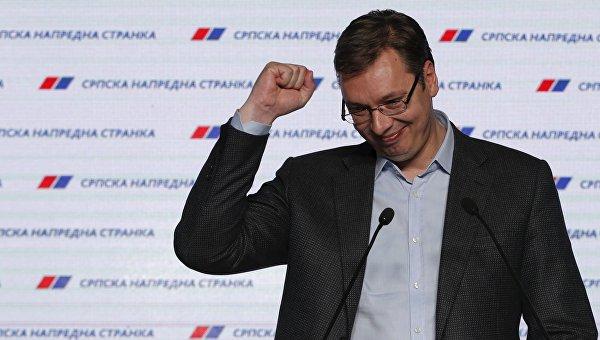 Премьер Сербии заявил, что правительство должно быть сформировано к 16 июня