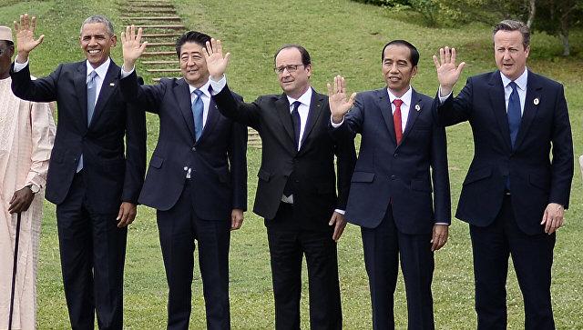 США не уточнили заявление G7 о возможных новых санкциях в отношении России