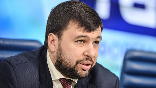 Пушилин: выборы в Донбассе в 2016 году нереально провести из-за Киева
