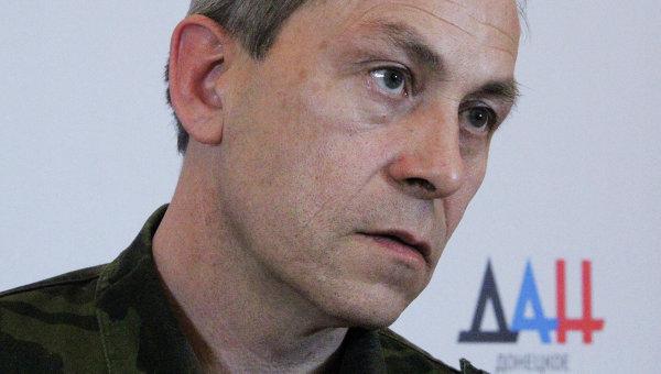 Басурин: в ДНР два мирных жителя ранены при обстрелах со стороны силовиков