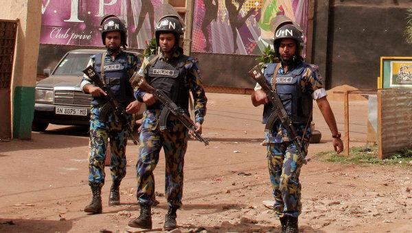 При взрыве в Мали погибли пятеро солдат