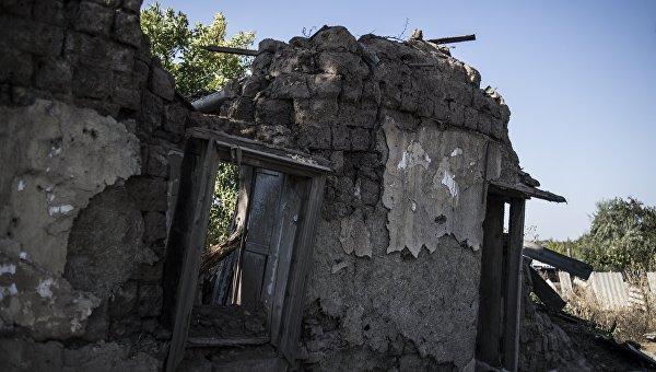 ДНР: украинские силовики перебросили в Донбасс танки и установки
