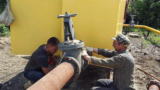 ЛНР на следующей неделе запустит автономную от Украины ветку газопровода