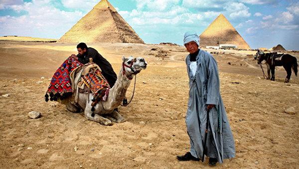 В пригороде Каира для посещений открыли пирамиду фараона V династии