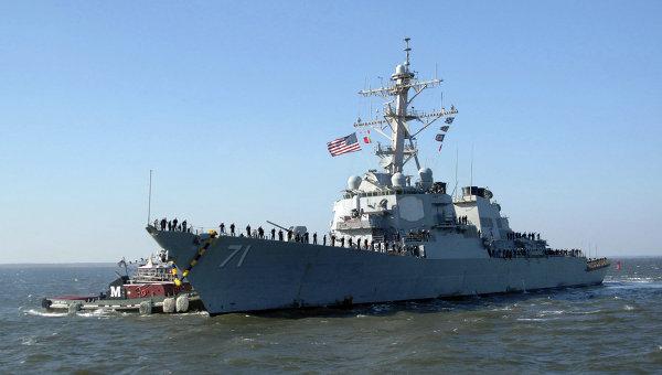 СМИ: ВМС США намерены летом испытать новое сверхмощное оружие