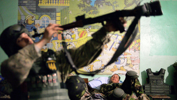 В ЛНР заявили о низком боевом духе украинских военных
