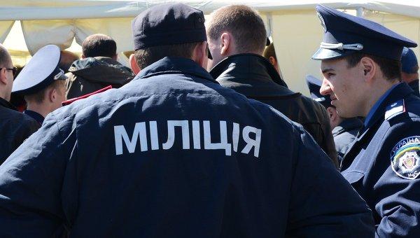 Во Львове полицейские задержали 16 подозреваемых в ночной резне