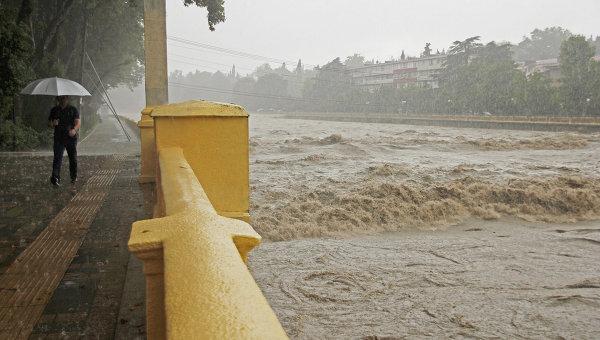 Из-за наводнения в Техасе погибло четыре человека