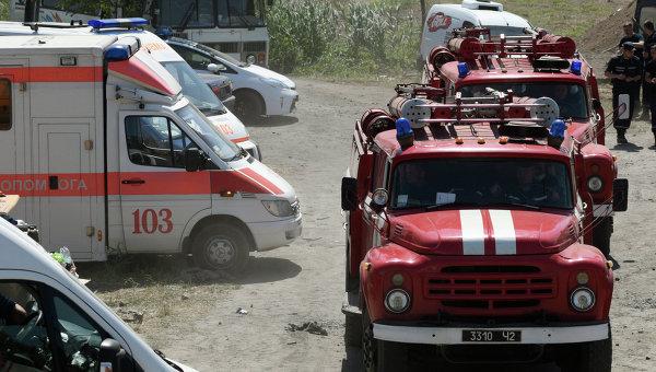 Спасатели завершили работы в сгоревшем доме для престарелых под Киевом