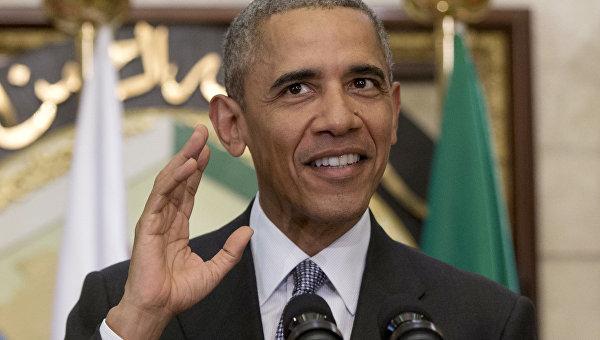 Обама в понедельник возложит венок к могиле Неизвестного солдата