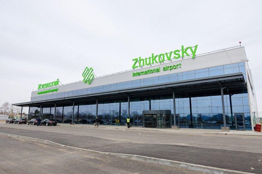 Международный аэропорт сегодня откроется в подмосковном Жуковском