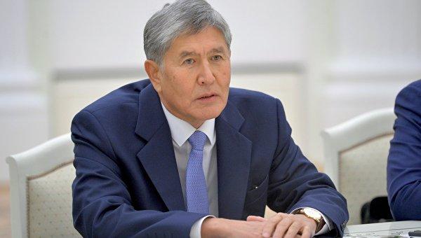 Президент Киргизии принял отставку главы МВД