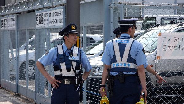 Россиянка задержана в японской префектуре Исикава в связи с ДТП