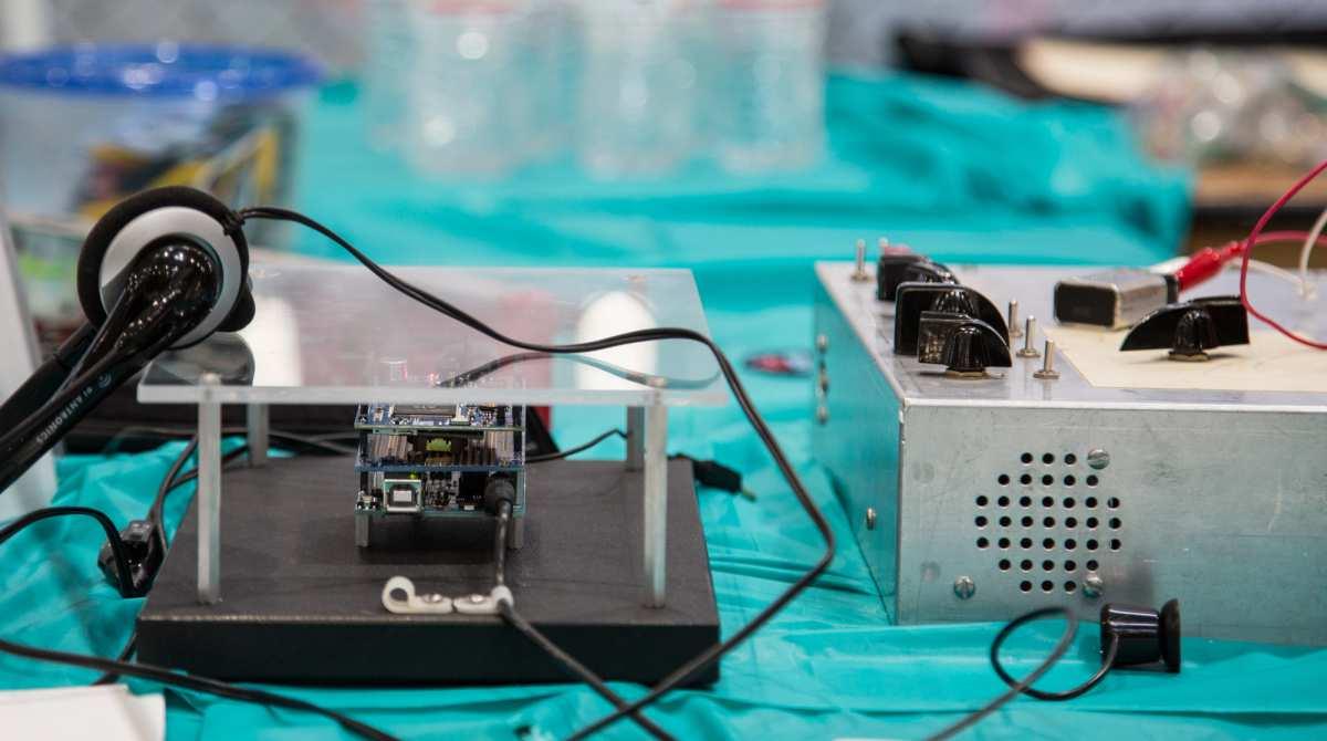 Blind Arduino Project: незрячие энтузиасты-электронщики