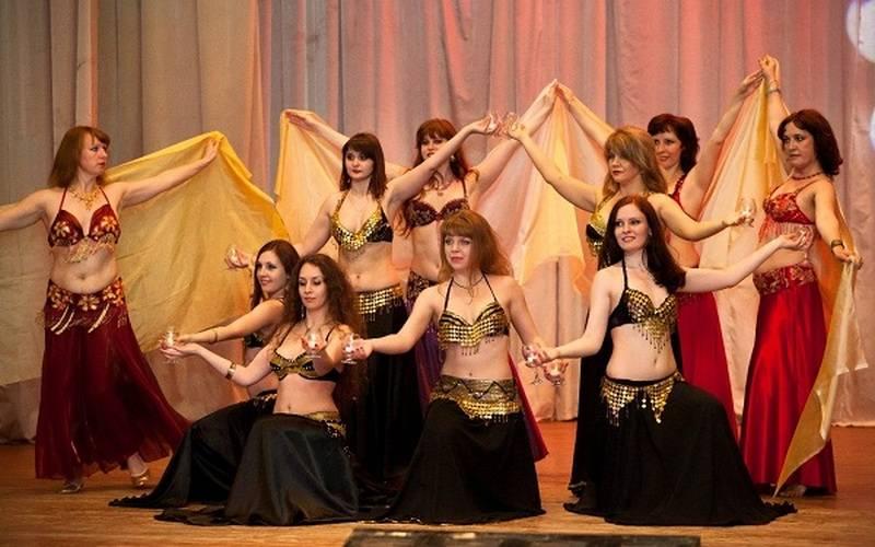 Брянский коллектив восточного танца «Ракасса» отметил десятилетие