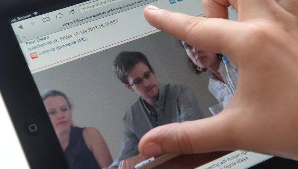 Сноуден отреагировал на слова экс-министра юстиции США об