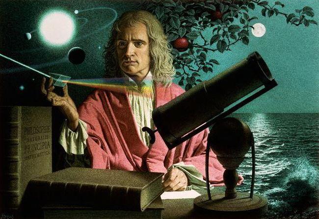 #факты | Исаак Ньютон пытался создать свой собственный универсальный язык