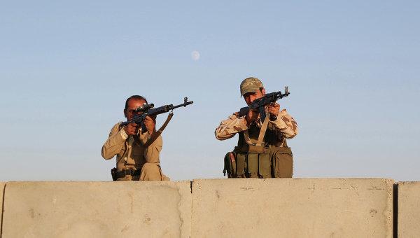 Террорист-смертник ИГ взорвался на КПП курдской пешмерга в Ираке
