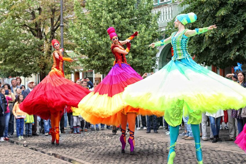 Платоновский фестиваль приготовил бесплатные шоу