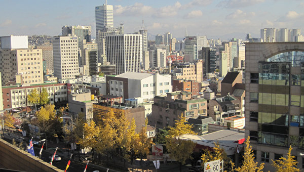 Число пострадавших на стройке метро под Сеулом возросло до десяти