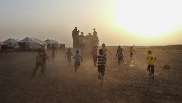 ООН: в Ираке может увеличиться вдвое количество переселенцев