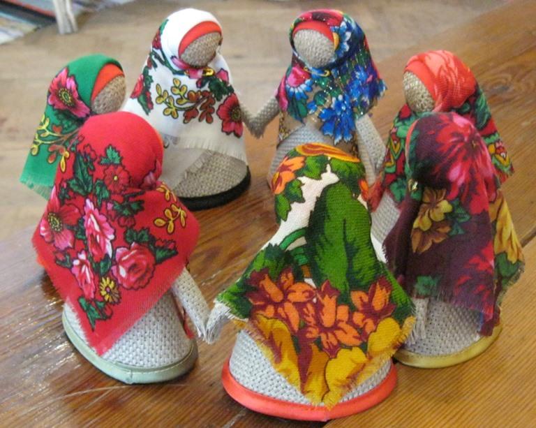 Постоянная экспозиция предметов декоративно-прикладного творчества Брянщины