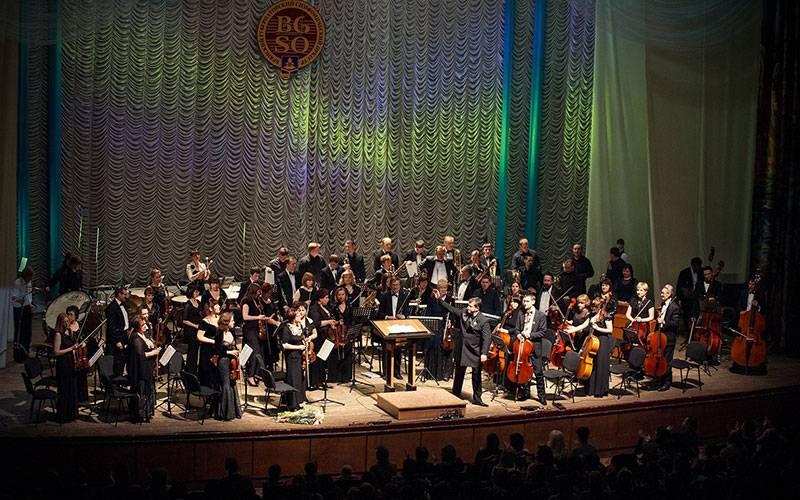 Брянский симфонический оркестр сдирижером Джейном Брауном сыграет хиты Голливуда